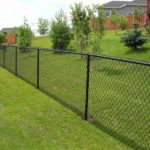 chain link fence canada