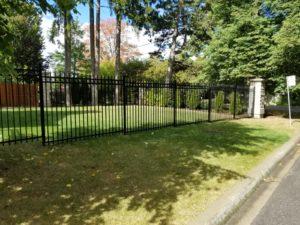 chain link fence Richmond Hill