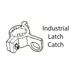 chain link industrial latch catch