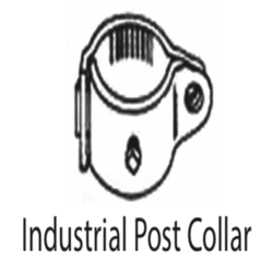 industrial post collar chain link canada