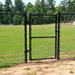 chain link fence gates canada