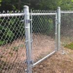 industrial chain link posts canada